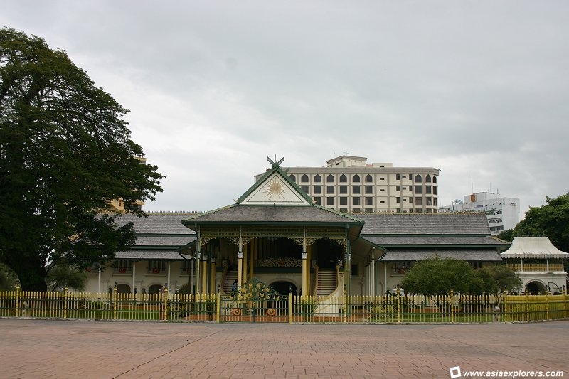 Balai Bessar Alor Star/Setar City Tour - Kedah Tourist Attraction