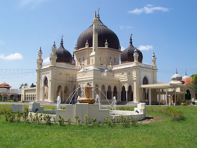 Masjid Zahir Alor Star/Setar City Tour - Kedah Tourist Attraction