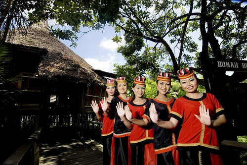 The Sarawak Cultural Village and Heritage Centre - Sarawak Attraction