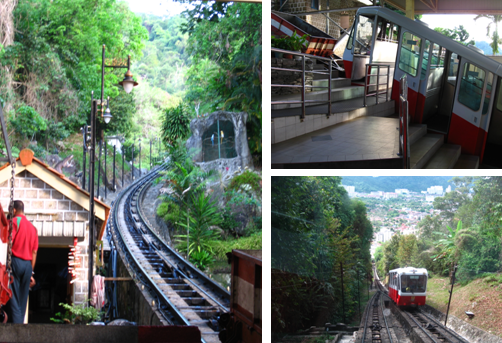 Penang Hill (George Town) - Penang Attraction