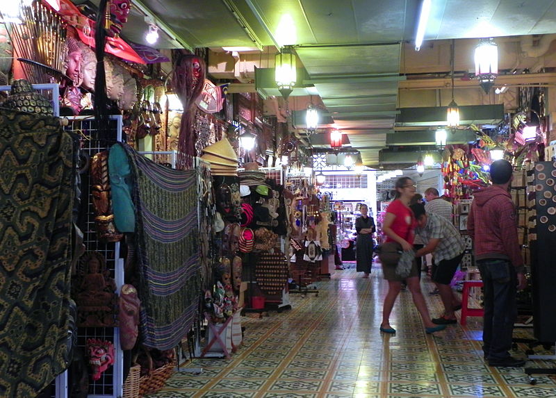 Central Market - Kuala Lumpur Attraction