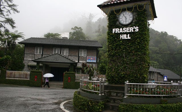 Fraser's Hill - Pahang Tourist Attractions