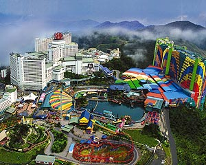 Genting Highlands - Pahang Tourist Attractions