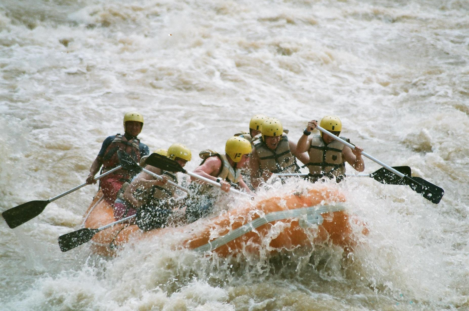 Padas River White Water Rafting (Tenom) - Sabah Attraction